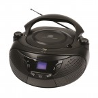 KS-709D CD Boombox with PLL AM/FM radio