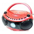 KS-858A CD Boombox with AM/FM radio