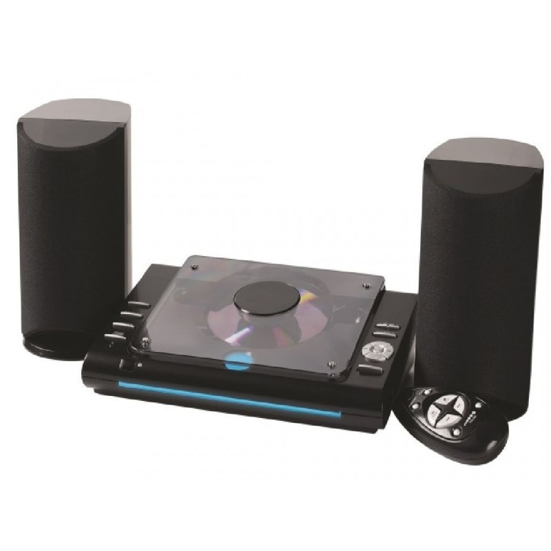KS-3398A CD Micro System with PLL AM / FM Stereo Radio