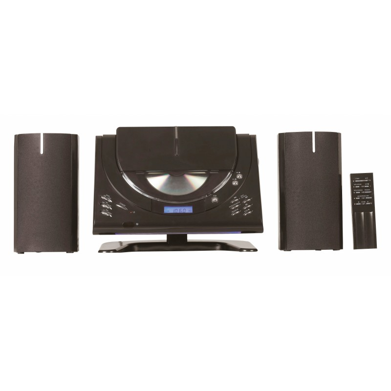 KS-3398B CD Micro System with PLL AM / FM Stereo Radio