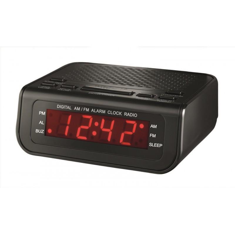 KS-108 Digital AM/FM alarm clock radio