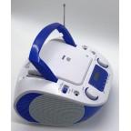 KS-868DAB CD Boombox with DAB/FM radio