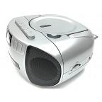 KS-209 CD/Cassette Boombox with AM/FM Radio