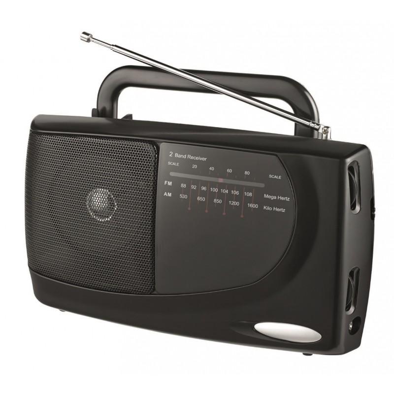 KS-213A Portable AM/FM radio
