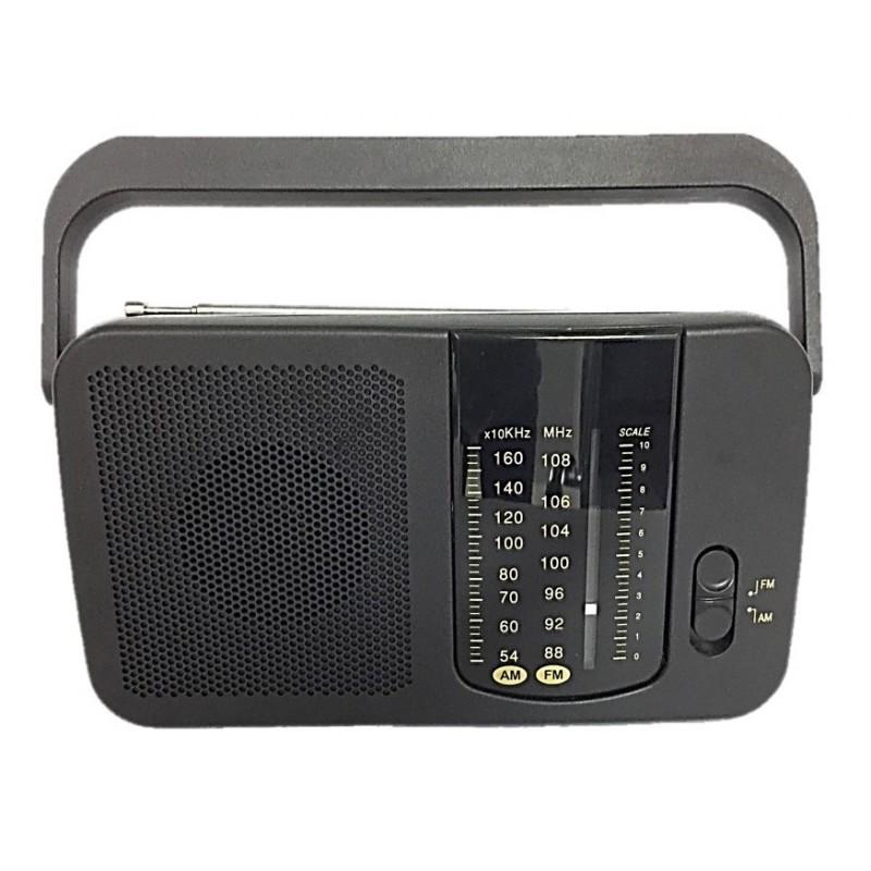 KS-22 Portable AM/FM radio