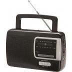 KS-26 Portable AM/FM radio
