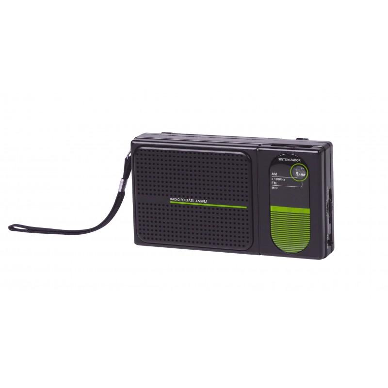 KS-28  Portable AM/FM radio